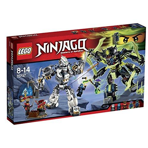 レゴ ニンジャゴー メカバトル:ゴースト vs チタン 70737
