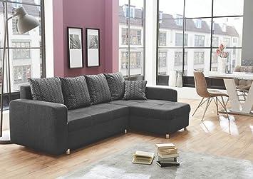 HTI-Living Wohnlandschaft Lyon Couch Sofa NEU OVP
