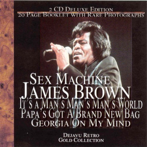 James Brown - James Brown: The Gold Collection - Zortam Music