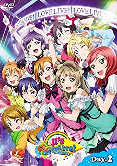 ラブライブ!μ's Go→Go! LoveLive! 2015~Dream Sensation!~ DVD Day2