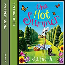 One Hot Summer Audiobook by Kat French Narrated by Penelope Rawlins