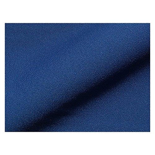 Polsterstoffe - Möbelstoffe - Saba CS - Trevira CS - Uni - Blau - MUSTER
