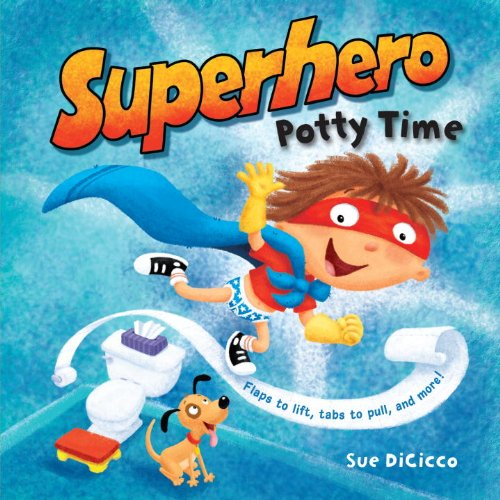 Superhero Potty Time