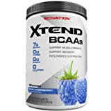 Scivation Xtend BCAA Powder, Branched Chain Amino Acids, BCAAs, Blue Raspberry, 30 Servings (Tamaño: 30 Servings)