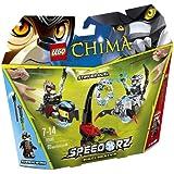 Lego Legends of Chima - 70140 - Speedorz - Le duel Scorpion vs. Lion