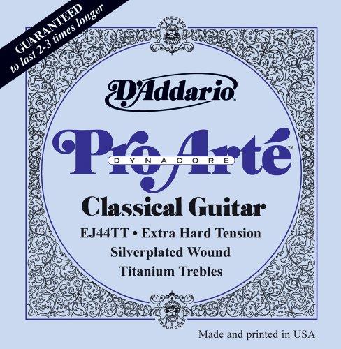 D'Addario EJ44TT ProArte Dynacore Classical Guitar