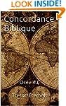 Concordance Biblique (French Edition)