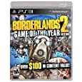 Borderlands 2 Game of the Year - PlayStation 3