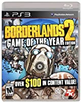 Borderlands 2: Game of the Year Edition PS3