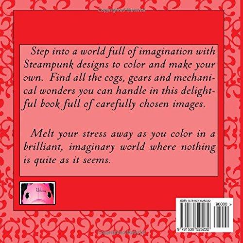 Steampunk Designs: A Book of Oddities