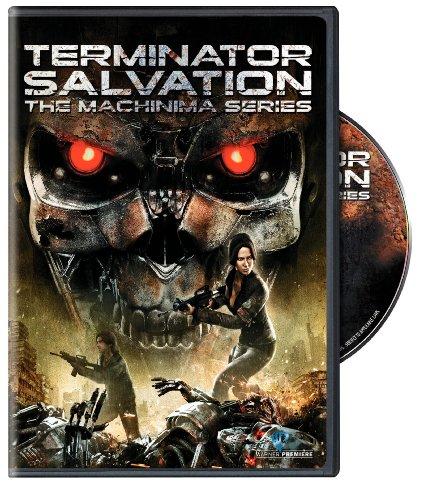DVD : Terminator Salvation: The Machinima Series (DVD)