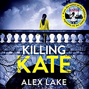 Killing Kate Audiobook