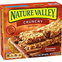 Nature Valley at Amazon: Extra 15% off + 5% off