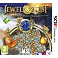 Jewel Quest -The Sapphire Dragon (Nintendo 3DS)