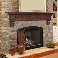 Pearl Mantels Devonshire Traditional Fir...