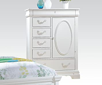 Estrella Youth Chest in White by Acme Furniture