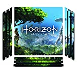 Horizon Zero Dawn Game Skin for Sony Playstation 4 Pro - PS4 Pro Console - 100% Satisfaction Guarantee!