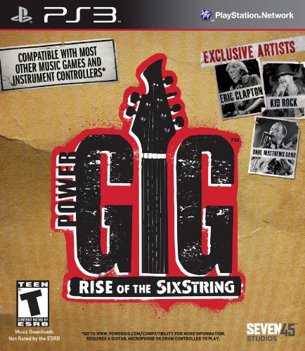 Power Gig: Rise of the SixString
