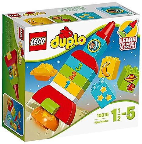 LEGO - 10815 - DUPLO - Jeu de Construction - Ma Première Fusée