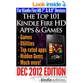 The Top 101 Kindle Fire HD Apps and Games