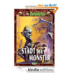 Stadt der Monster - Band 9 (Dan Shockers Macabros)
