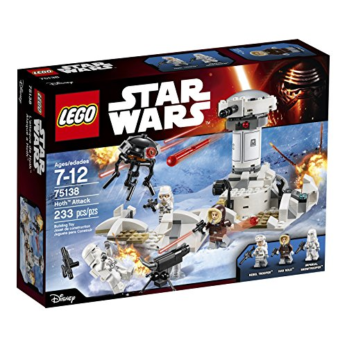 LEGO Star Wars Hoth Attack 75138 (Lego Imperial Probe compare prices)