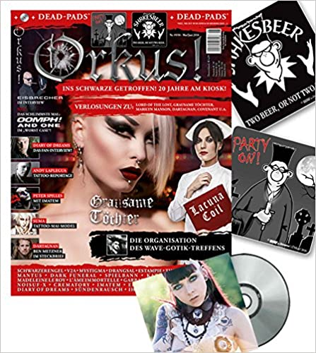 Orkus-CD