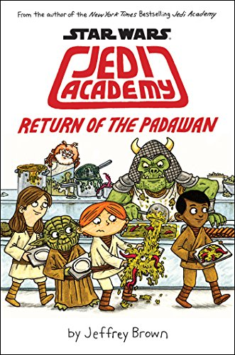 Download Star Wars: Jedi Academy, Return of the Padawan (Book 2)