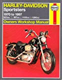 img - for Harley-Davidson Sportsters (1970-97) Owner's Workshop Manual (Haynes Owners Workshop Manuals) book / textbook / text book