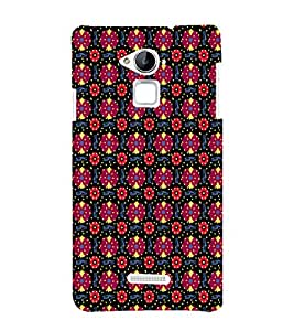Ebby Premium Printed Back Case Cover With Full protection For Coolpad Note 3 (Designer Case)