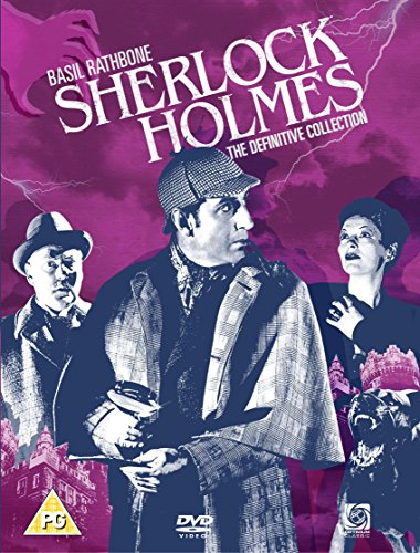 sherlock-holmes-the-definitive-collection-digitally-remastered-dvd