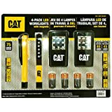 CAT 4-Pack LED Worklights