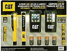 Comprar Lampara LED de trabajo, set de 4, con imanes