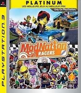 Modnation Racers - édition platinum