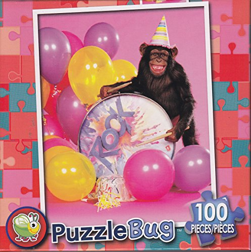 Puzzlebug 100 Piece Puzzle ~ Let's Party