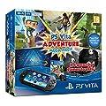 PlayStation Vita - Consola + Adventure MegaPack + Tarjeta Memoria 8GB