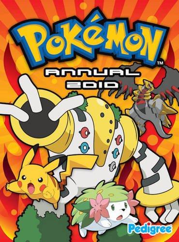 """Pokemon"" Annual 2010 2010"