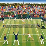 200pc Wimbledon Tennis Wooden Jigsaw