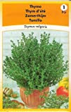 Thyme 400 Herb Seeds/MULTI-BUY DISCOUNT/Fresh or dried is perfect for cooking/Thymus Vulgaris/