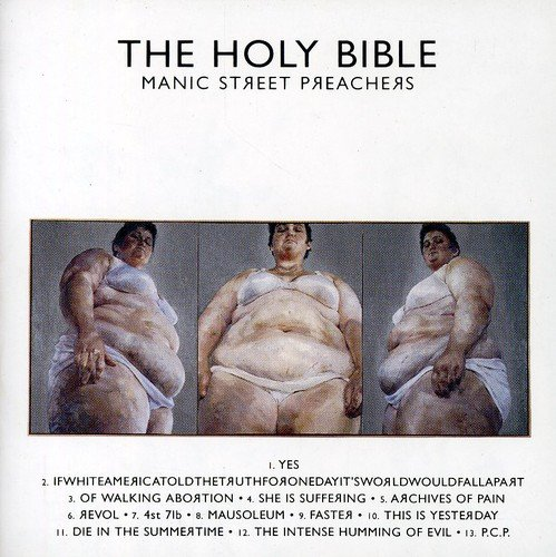 CD : Manic Street Preachers - Holy Bible - England (CD)