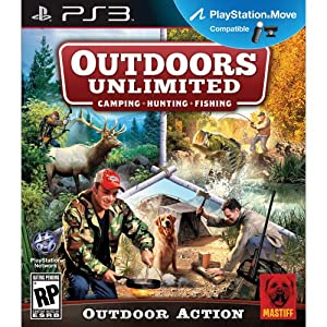 Remington's Super Slam Hunting Ultimate Sportsman Challenge - Playstation 3 (Limited)