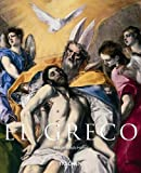 img - for By Michael Scholz-Hansel El Greco (Taschen Basic Art) [Paperback] book / textbook / text book