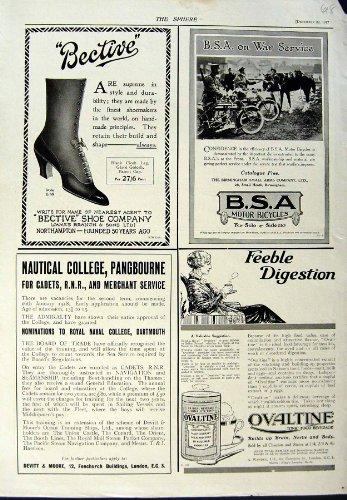 la-stampa-antica-del-motore-1917-di-bective-della-pubblicita-va-in-bicicletta-ovaltine