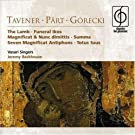 Lamb, The/Summa/Totus Tuss (Vasari Singers)