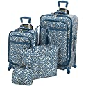 Waverly Boutique 4 Pc. Luggage Set