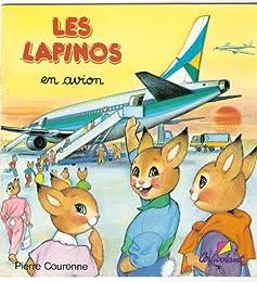 Lapinos en Avion