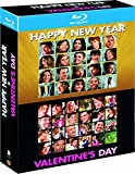 Happy New Year + Valentine's Day [Blu-ray]