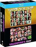 Happy New Year + Valentine's Day [Blu-ray]