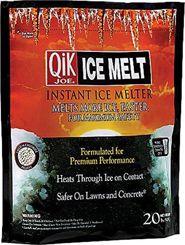 milazzo-industries-30020-qik-joe-derretimiento-del-hielo-20-lbs
