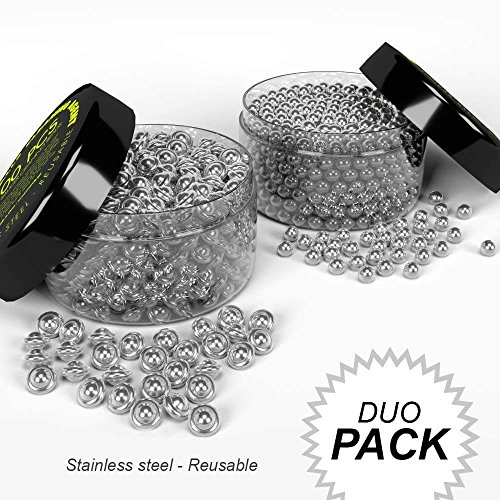 set-of-beads-flying-saucers-decanters-stainless-steel-cleaning-agents-reusable-for-glass-containers-